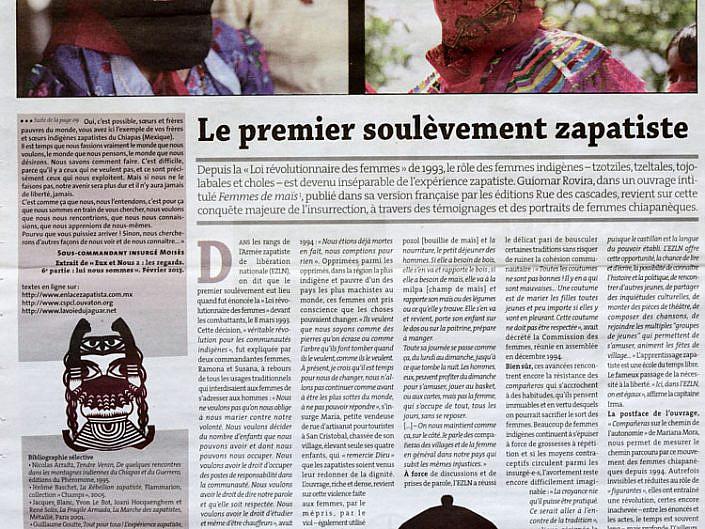 CQFD n°118 – janvier 2014
