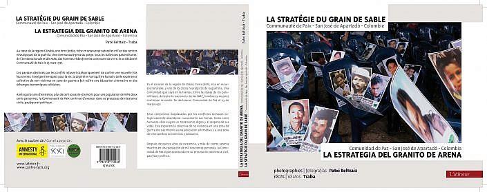 édition LA STRATÉGIE DU GRAIN DE SABLE