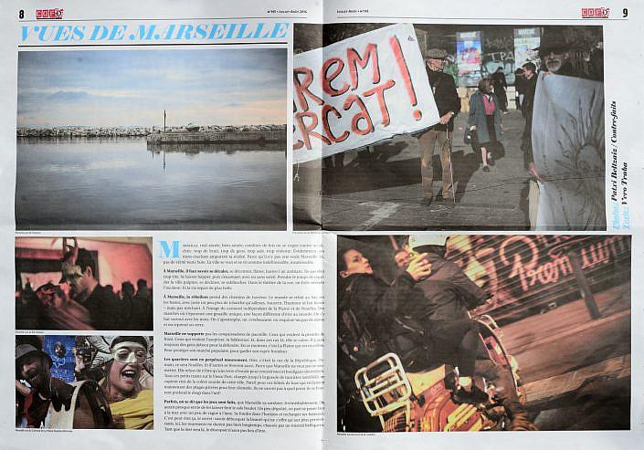 Vues de Marseille – CQFD 145 – été 2016