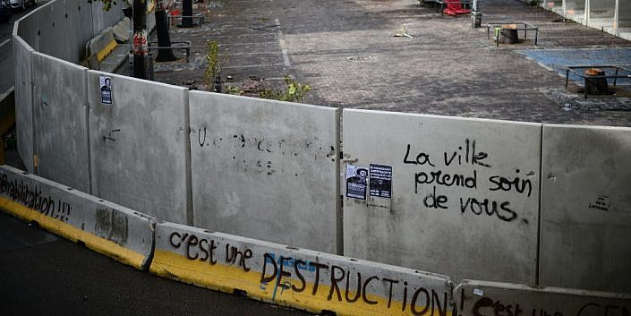 Marseille, La Plaine à la vie...