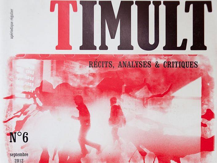Timult n°6 – septembre 2012